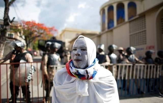 Haiti Election 2