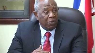 Lancien ministre des Affaires Sociales Victor Benoit.
