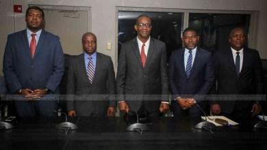 Les 5 nouveaux ministres Crédit Ministère de la Communication