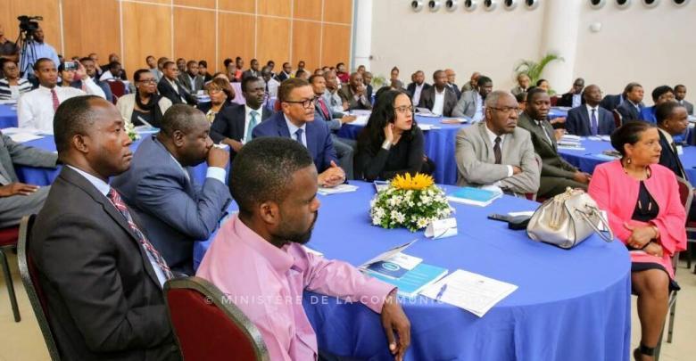 Colloque sur la lutte contre la corruption au sein des marchés publics