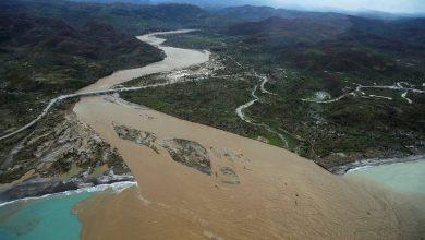 Flooded River Jeremie Hurricane Matthew Carlos Garcia Rawlins Reuters