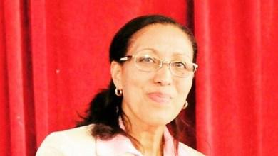 Lancien ministre de la Santé Michaëlle Amédée Gédéon