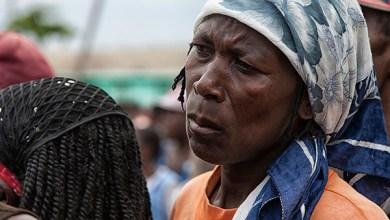 Une femme haïtienne.© Minustah