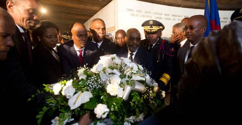 HaitiIndependenceWarAnniversary 1 AP Dieu Nalio Chery