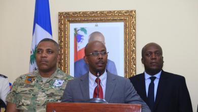 Le Premier ministre a.i. Jean Michel Lapin garantit un climat de sécurité pour les jours à venir