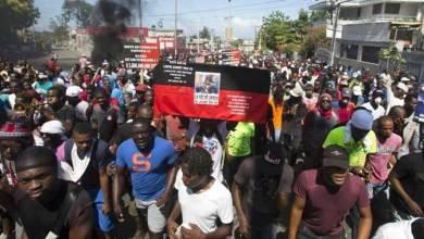 HaitiProtestas