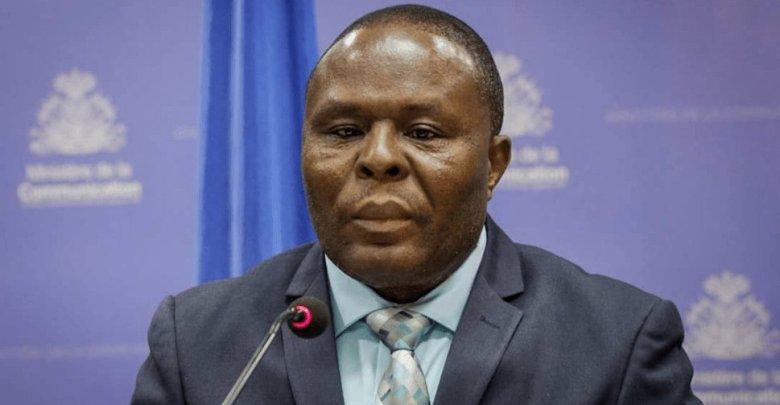 Ministre de lEducation Pierre Josue Agenor Cadet