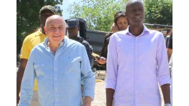 Boulos et Jovenel credit Le National