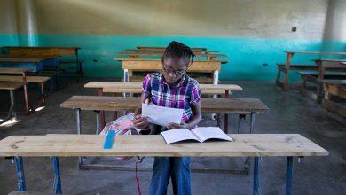 ap haiti school reopens 28nov19