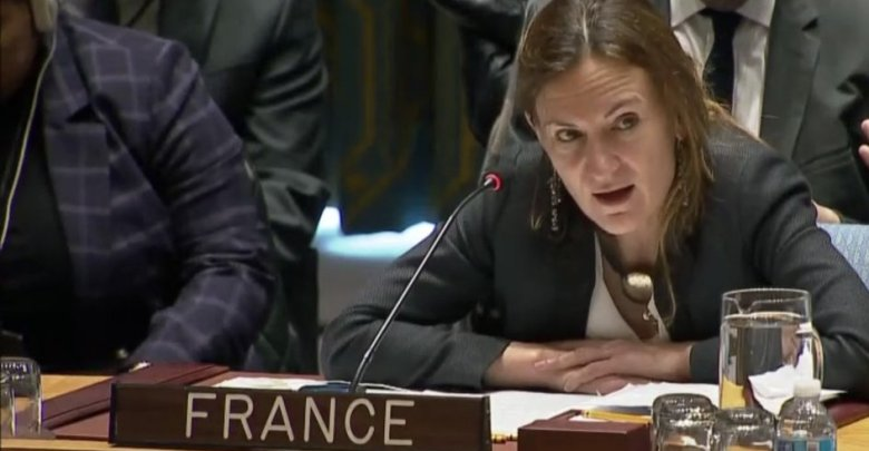 Anne Gueguen credit France ONU