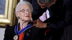 Katherine Johnson credit BBC