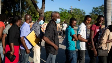 haiti coronavirus credit Al Jazeera