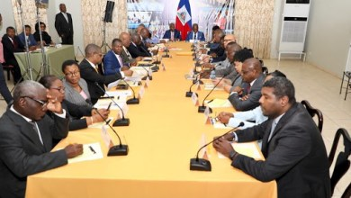 CORONAVIRUSCONSEILDESMINSITRES credit Haiti Press Network