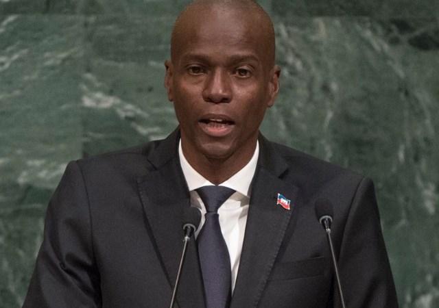 72ème Assemblée générale des Nations Unies, discours de Jovenel Moïse: