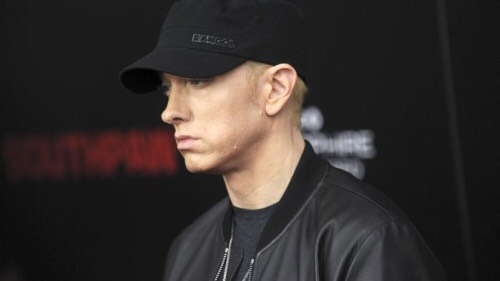 Etats-Unis :  Le rappeur Eminem s'en prend ouvertement au Président Donald Trump…