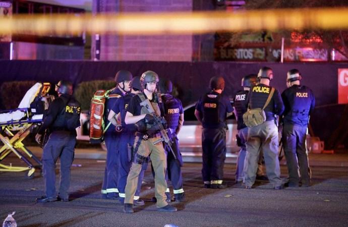 fusillade à Las Vegas: plus de 50 morts et 200 blessés près de Mandalay Bay