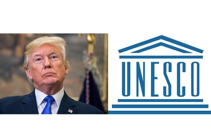 Les Etats-Unis annoncent leur retrait de l'UNESCO