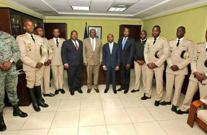 HAÏTI-SÉCURITÉ : la remobilisation de l'armée d'Haïti se précise