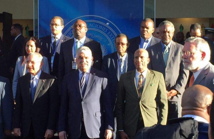 Haïti-Coopération: Haïti participe au 7ème dialogue intercaribéen sur la sécurité à Saint-Domingue.