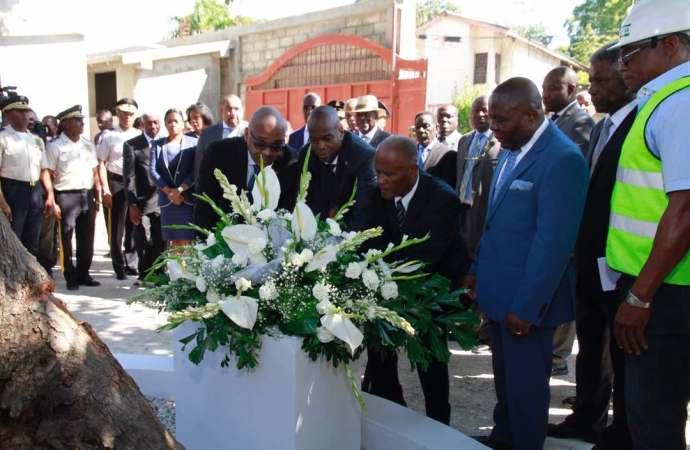 Haïti-Politique: massacre de la ruelle Vaillant, Jovenel Moïse s'en souvient