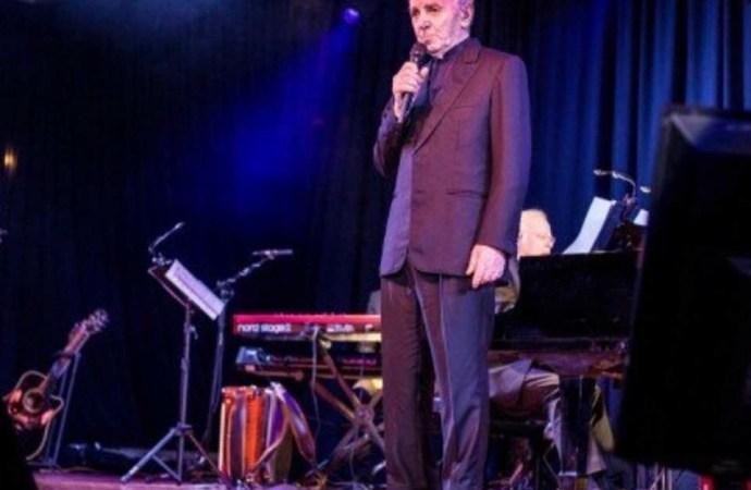 Charles Aznavour a assuré en maître son concert en Haïti