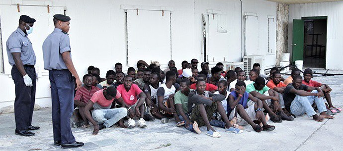 Déportation imminente d'Haïtiens illégaux aux Bahamas d'ici le 31 décembre