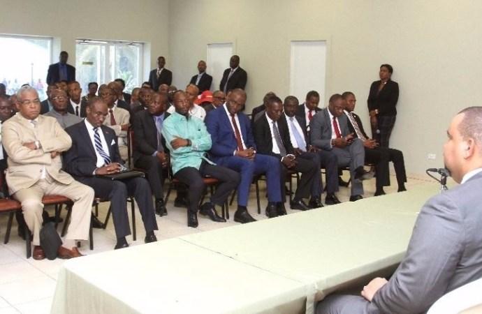 Haïti-Politique : financement des partis politiques, PHTK remporte la part du lion