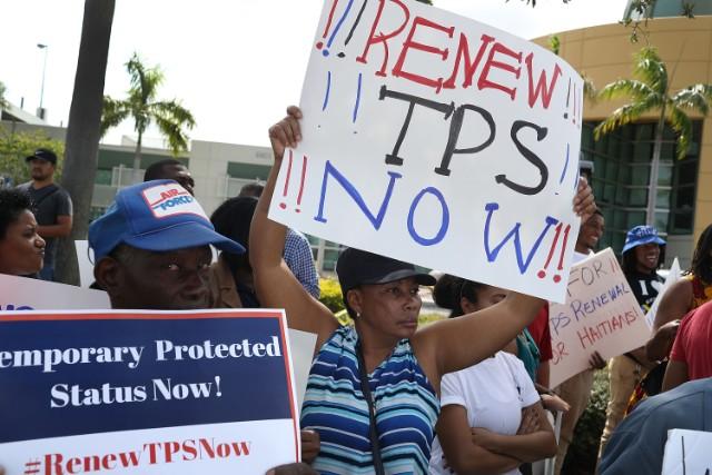 La révocation du TPS des haïtiens inquiète, le CMS de New-York contrebalance