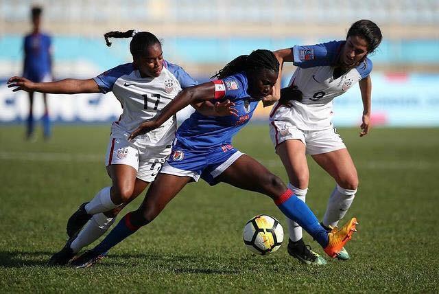 La Sélection U20 féminine qualifiée pour la Coupe du monde