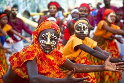 Carnaval national:des groupes à tendance racine se révoltent