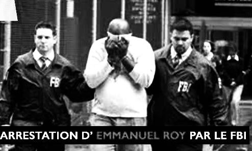 Emmanuel Roy condamné à 87 mois de réclusion