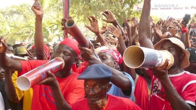 Haiti/ Culture  Le Bureau du Secrétaire d'Etat à la Sécurité Publique appelle à la vigilance durant la saison des ''raras''