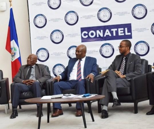 Haïti-Télécommunications: le Conatel multiplie ses efforts pour moderniser la radiodiffusion