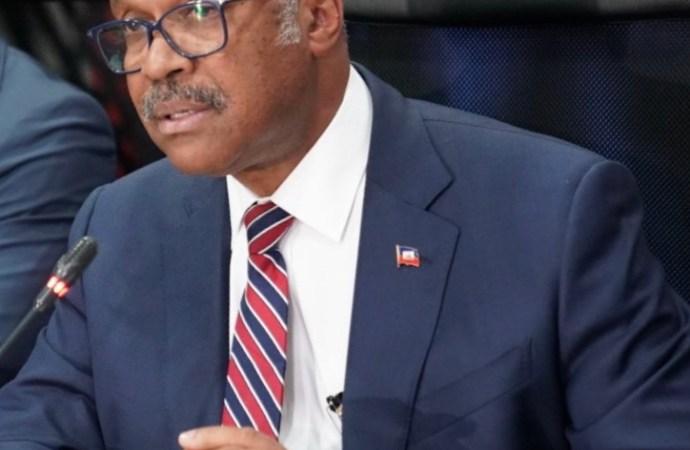Jack Guy Lafontant lance les préparatifs du système national de gestion des risques et désastres