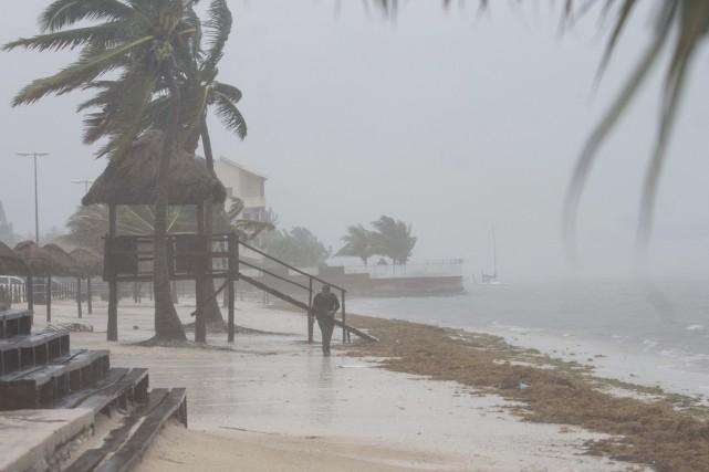 Du 1er juin au 30 novembre 2018, 10 à 16 tempêtes pourraient se former, selon la NOAA