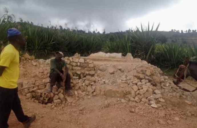 Tornade à Fonds-Verrettes: 34 familles victimes, selon le GARR