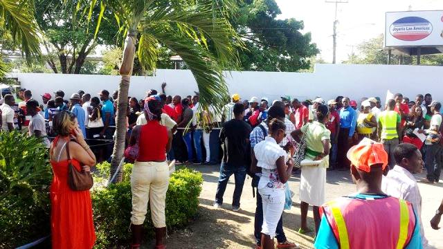Haïti-Rép Dom: 239 mille Haïtiens menacés de déportation d'ici la fin du mois
