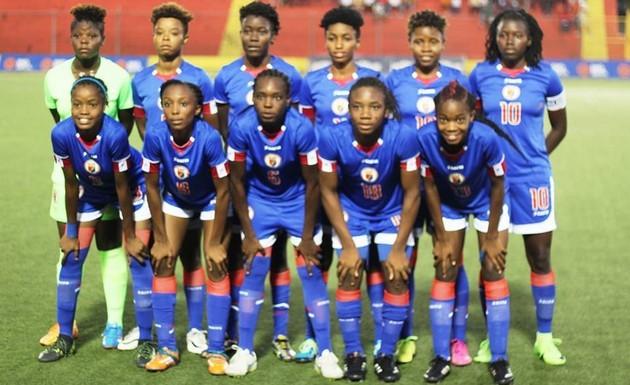Mondial féminin U20 :les grenadières ont prouvé malgré la défaite