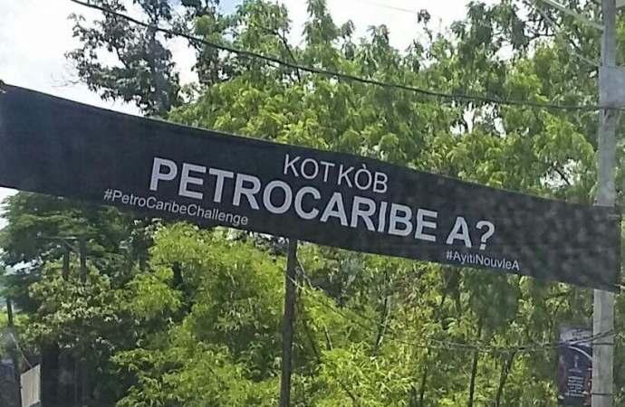 PetroCaribeChallenge : Quand la machine revendicative est prise d'assaut !