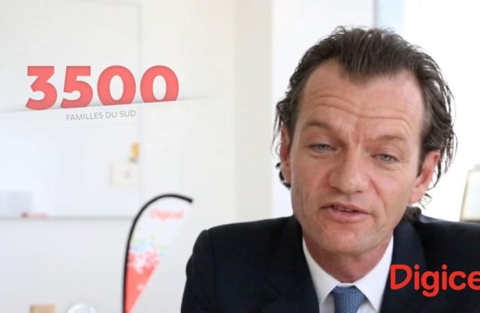 Mauvaise qualité de service de la Digicel, Maarten Boute fait le point