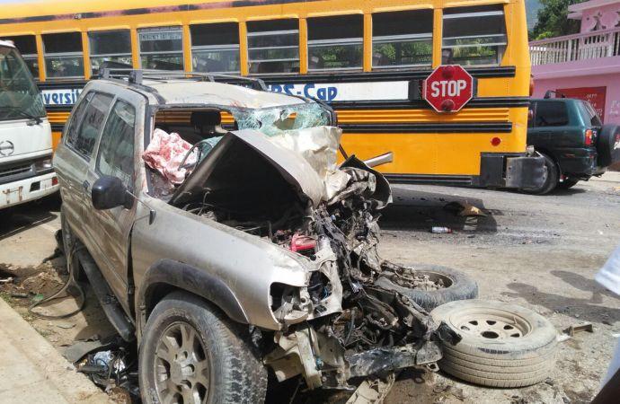 Stop accident : une trentaine d'accidents enregistrés en moins d'une semaine