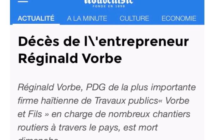 PetroCaribe: Quand Clamé-Ocnam Daméus écrit à un mort