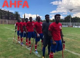 Coupe du monde des amputés: 3 matchs 3 victoires pour Haïti
