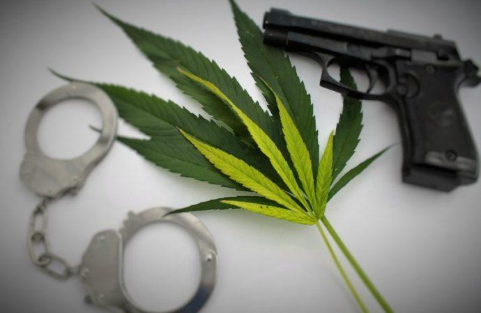 Plus d'une dizaine d'adolescents arrêtés en possession de marijuana