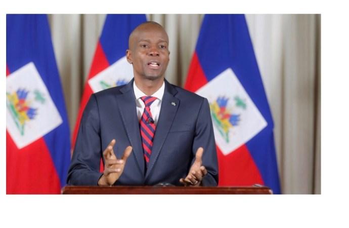 18 novembre : Contraint de rester à Port-au-Prince, Jovenel Moïse prêche l'unité et le dialogue