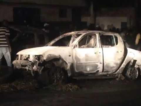 Accident-Pétion-Ville: deux morts, une dizaine de blessés