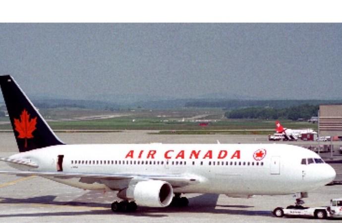 Air Canada suspend ses vols sur Haiti pour une durée de deux mois