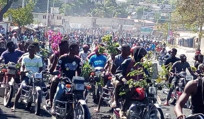 Intensification des mouvements de protestation, l'Exécutif reste muet