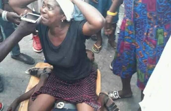 Manifestation anti-Jovenel : Un adolescent tué par balles à la rue St-honoré