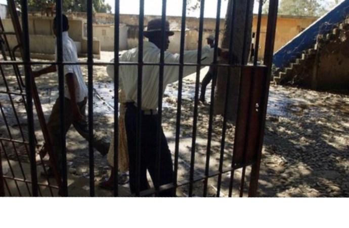 78 prisonniers évadés de la prison civile d'Aquin
